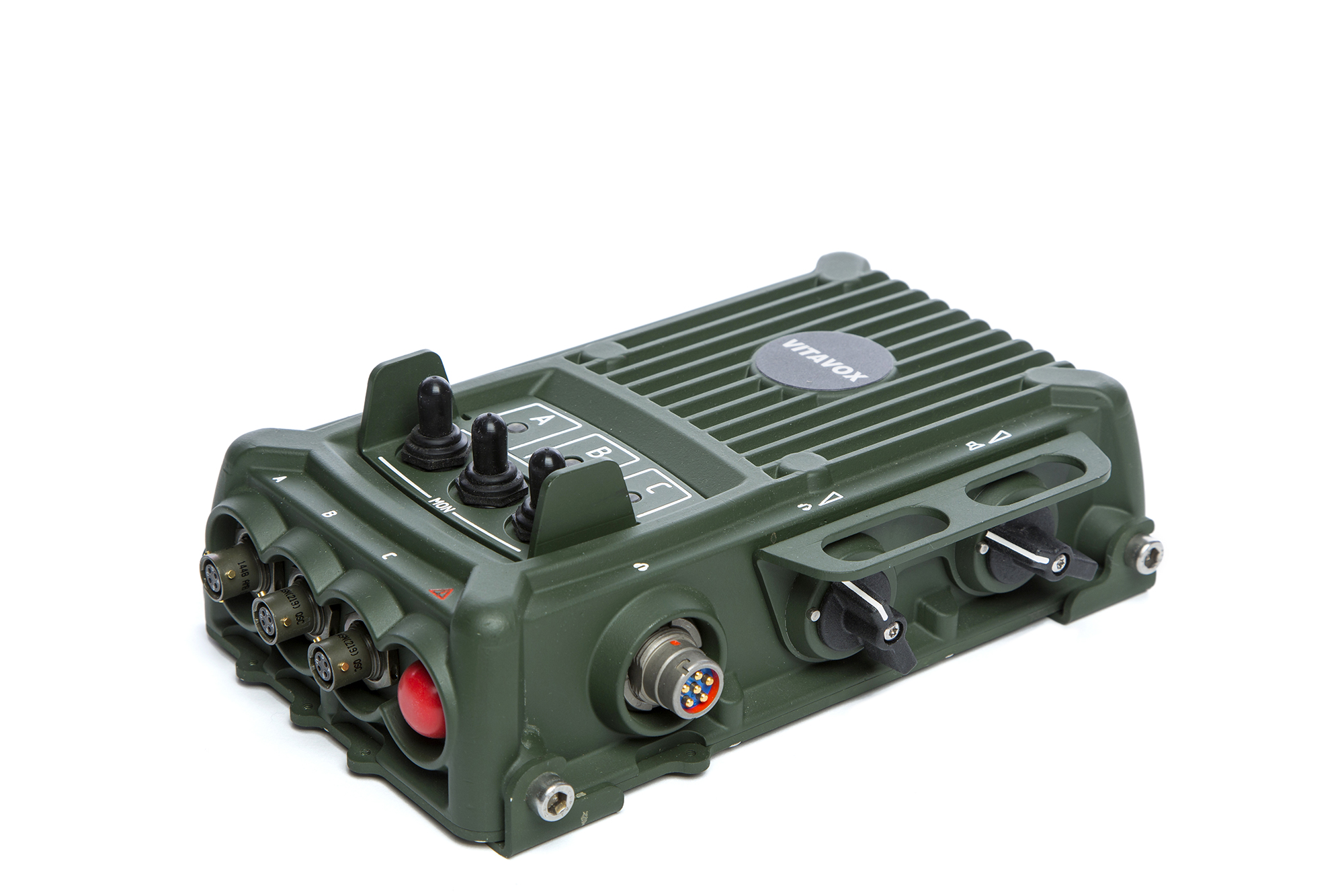 Combat Net Radio Monitor